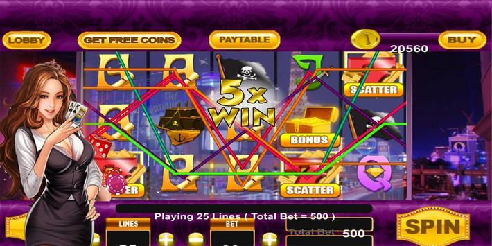 Millionaire Casino screenshot 2