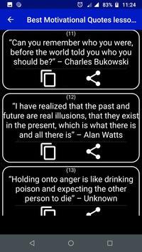 Best Motivational Quotes Ever screenshot 3