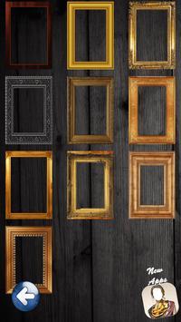 Wood Frames Photo Effect 2018 screenshot 9