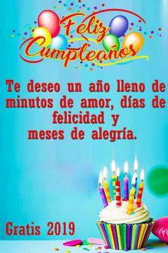Dedicatorias De Feliz Cumpleaños Bonitas Gratis Für Android Apk