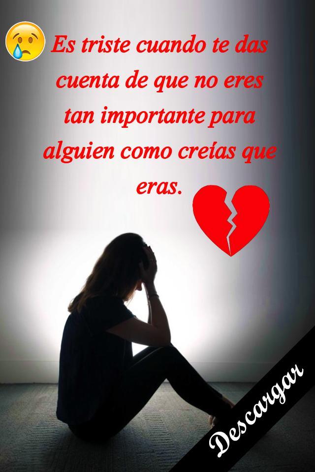 Frases Y Poemastristeza Y Dolor De Amor Soledad Für