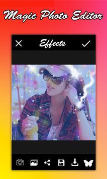 Magic Light Photo Editor poster