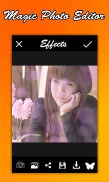 Magic Light Photo Editor screenshot 2