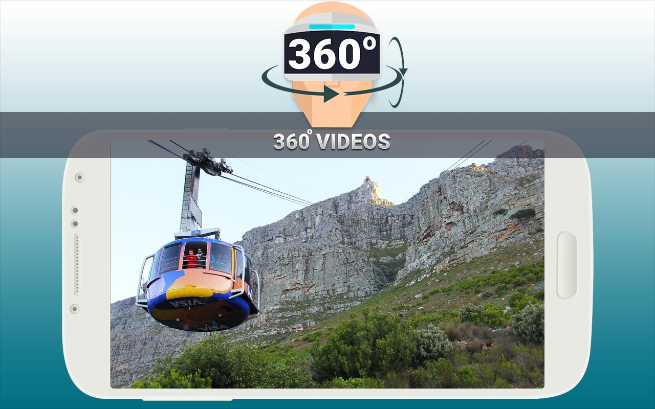 VR 360 degree videos for Android - APK Download