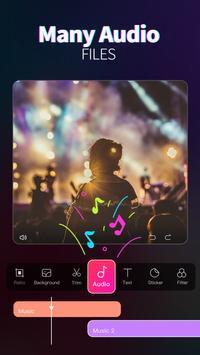 Video Editor PRO - Video Maker, No Watermark screenshot 5
