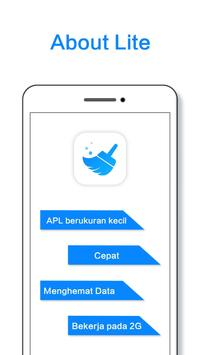 KeepClean Lite - Lebih Bersih & Lebih Cepat penulis hantaran