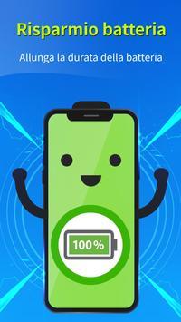 4 Schermata KeepClean - booster, antivirus, risparmio batteria