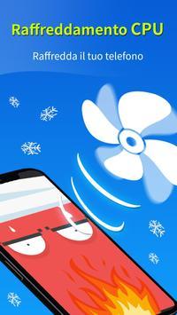 5 Schermata KeepClean - booster, antivirus, risparmio batteria