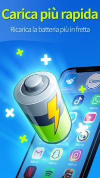 3 Schermata KeepClean - booster, antivirus, risparmio batteria