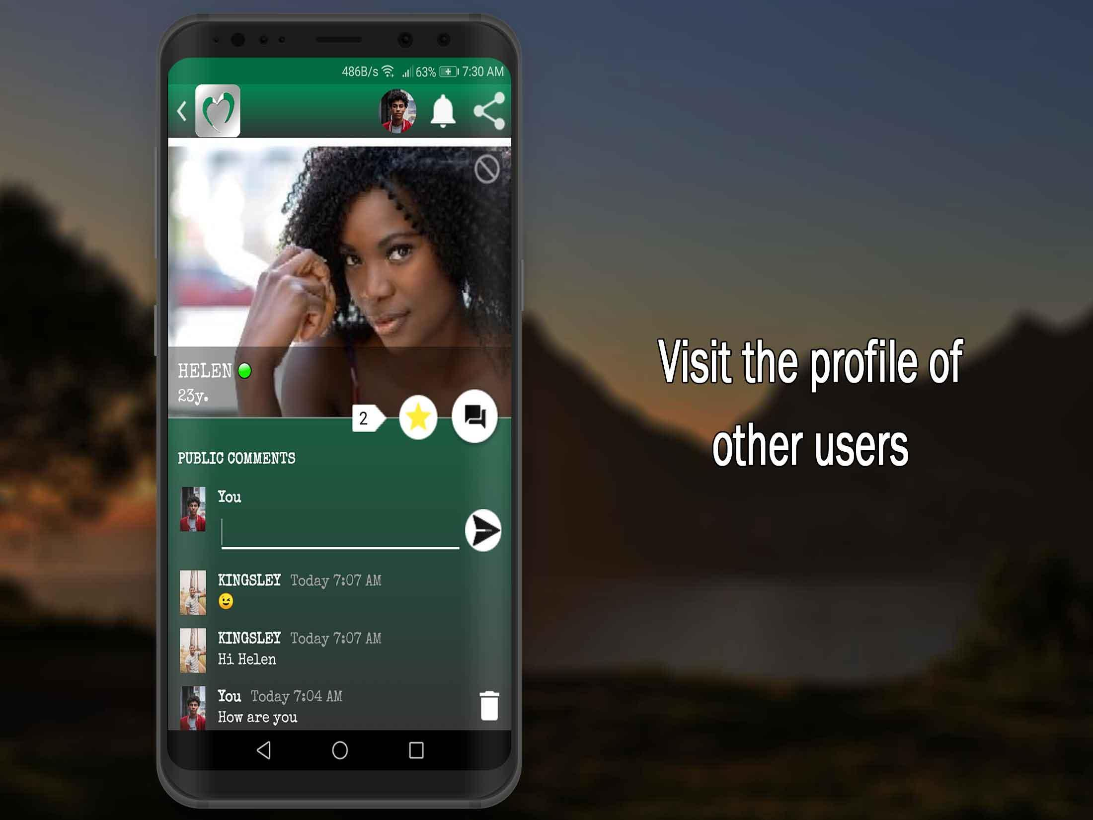 dating chat site in nigeria