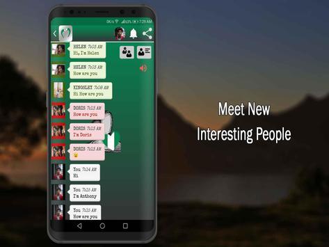 Nigerian Dating Apps-Nigeria Chat Singles Free screenshot 5