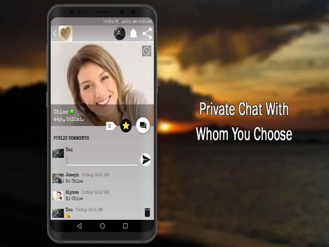Older Dating Apps-Chat Mature Singles screenshot 3