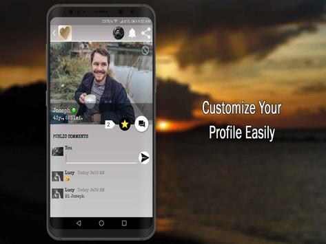 Older Dating Apps-Chat Mature Singles screenshot 5