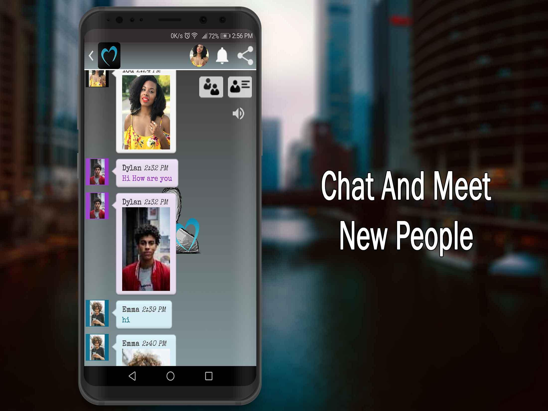 Black chat apps