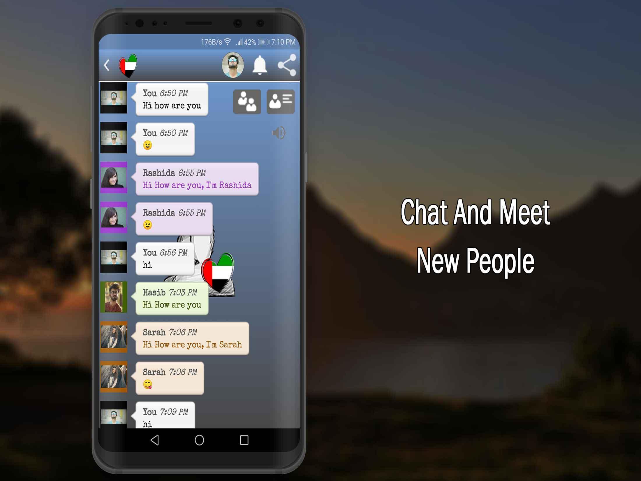 Dating Dubai App
