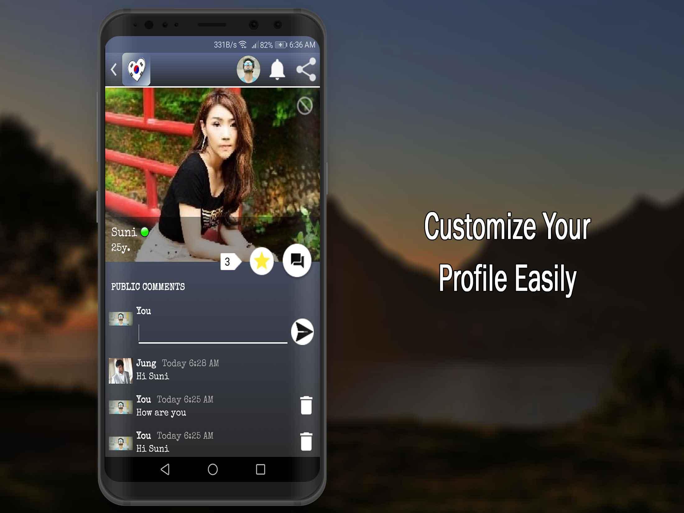 Dating apps korealainen