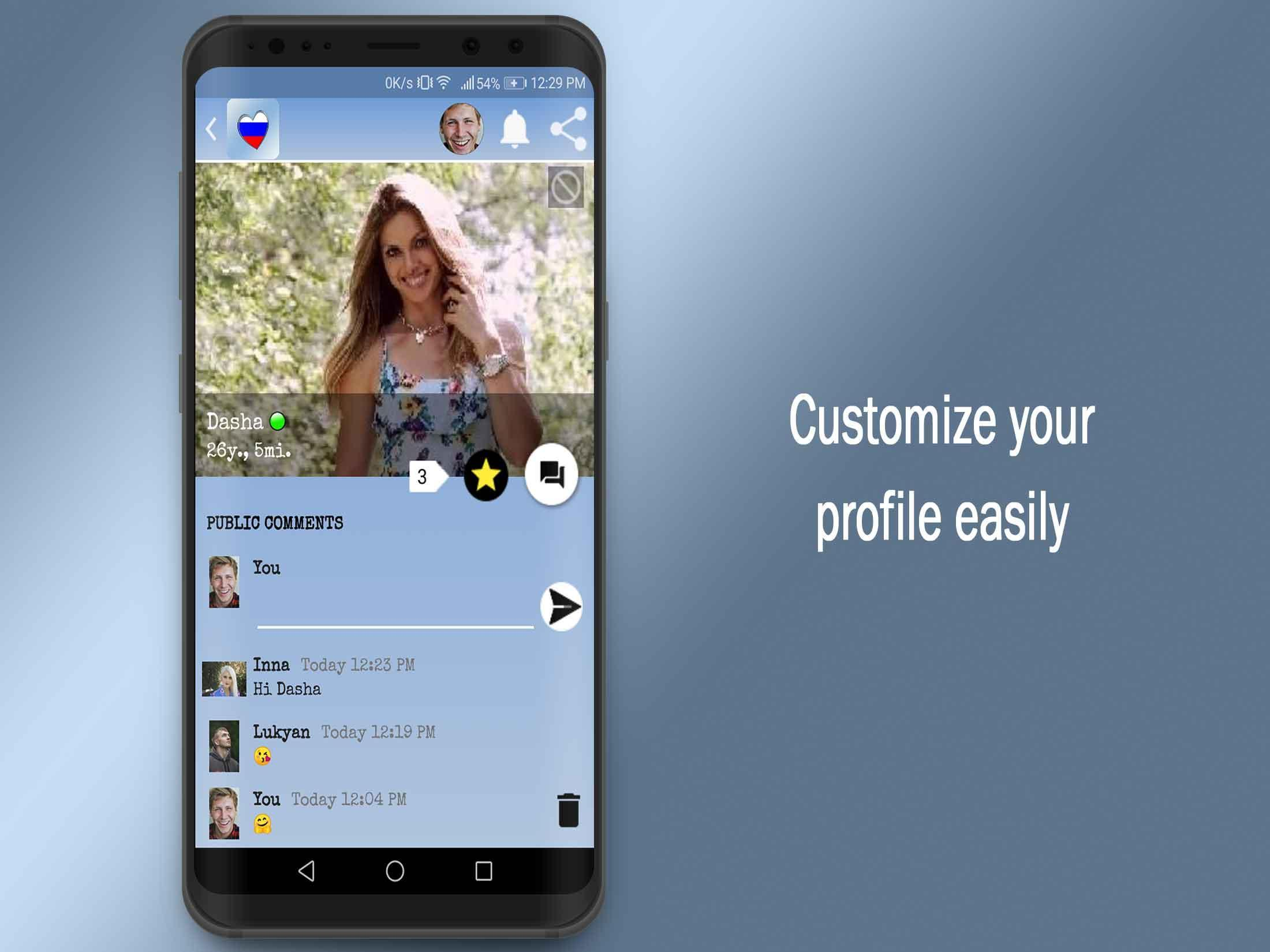 best chat app for dating