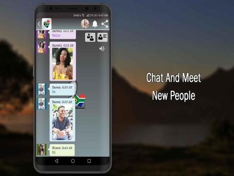South African Dating App-African Singles Chat Free screenshot 3
