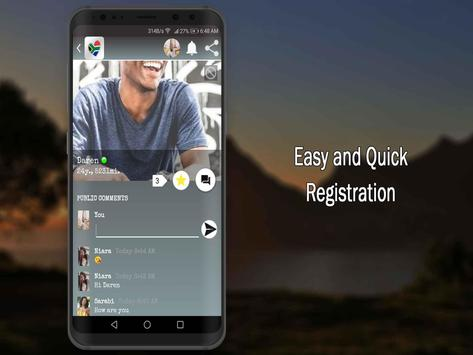South African Dating App-African Singles Chat Free screenshot 2