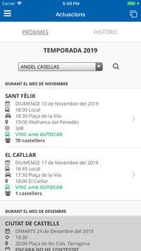 Castellers d'Esplugues screenshot 3