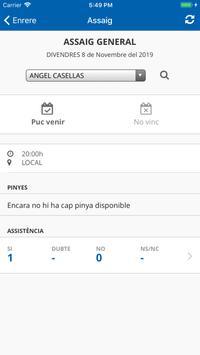 Castellers d'Esplugues screenshot 4