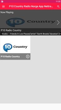 P10 Country Radio Norge App Nettradio Country P10 poster