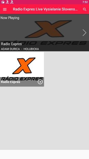 Radio Expres Live