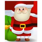 Рождественские наклейки для Whatsapp APK