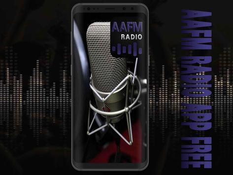 AAFM Radio App Free screenshot 1