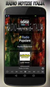 radio notizie italia screenshot 2
