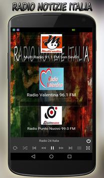 radio notizie italia screenshot 4