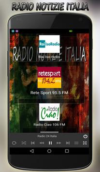 radio notizie italia screenshot 6