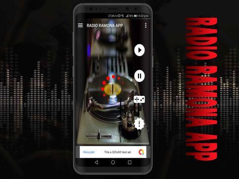 Radio Ramona  App Free screenshot 2