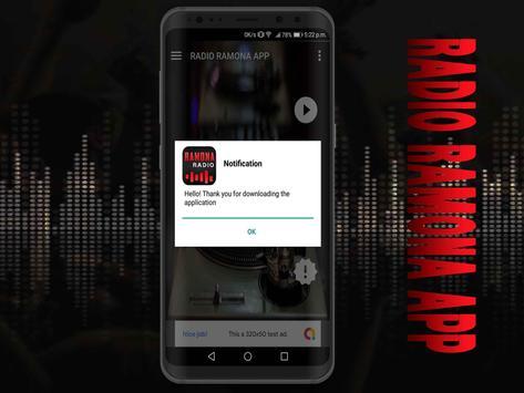 Radio Ramona  App Free screenshot 3
