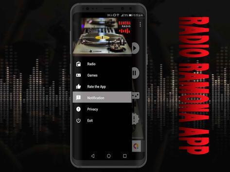 Radio Ramona  App Free screenshot 4