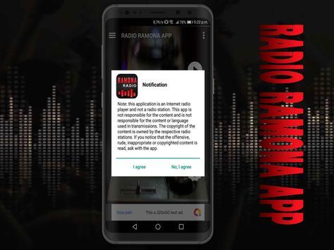 Radio Ramona  App Free screenshot 7