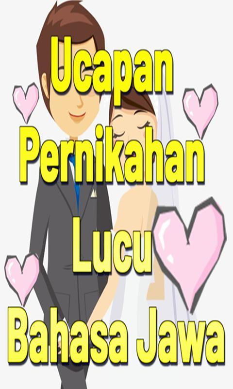 Ucapan Pernikahan Lucu Bahasa Jawa For Android Apk Download