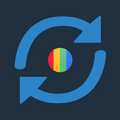 Rapid Repost: Repost Instagram icon