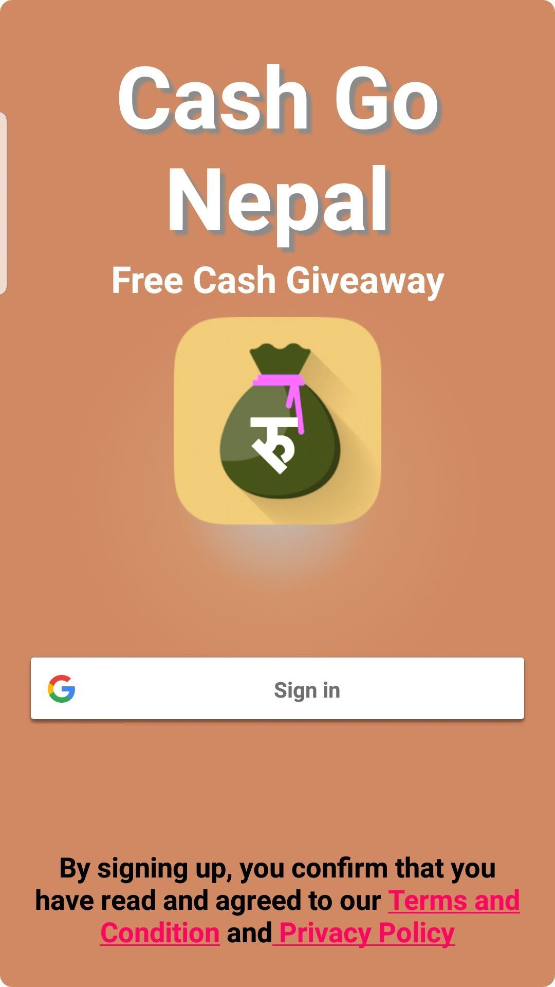 Cash And Go >> Cash Go Nepal For Android Apk Download