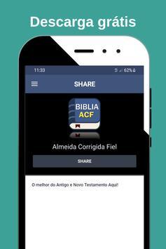 Bíblia Sagrada (ACF) Almeida Corrigida Fiel screenshot 4