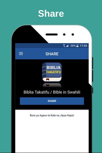 Biblia Takatifu Bible In Swahili Apk 1 6 Download For Android Download Biblia Takatifu Bible In Swahili Apk Latest Version Apkfab Com