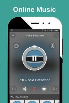 Music Botswana Radio / Stations Online Free screenshot 2