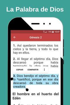 Santa Bibia (NVI) Nueva Versión Internacional ảnh chụp màn hình 3