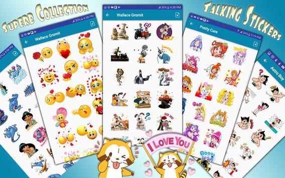 Emoji Stickers For All Messengers screenshot 3