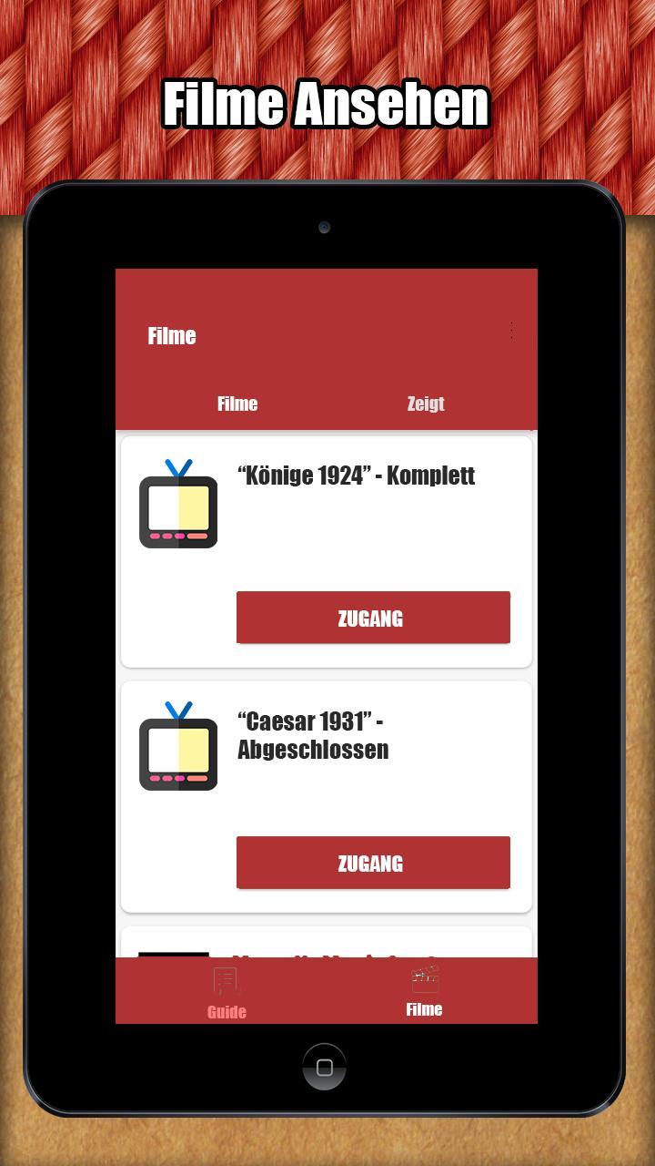 Kostenlose Deutsche Filme