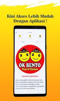 Ok Bento Indonesia poster