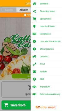 Call to Eat screenshot 2