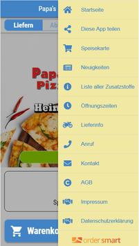 Papa's Pizza Augsburg screenshot 2