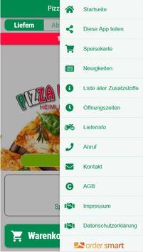 Pizza Wok Home screenshot 2