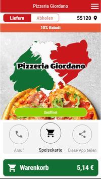 Pizzeria Giordano poster